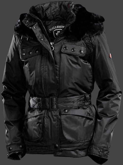 Damen Wellensteyn Schwarz Jacken Esquire ESQ 46 SW GRÖßE