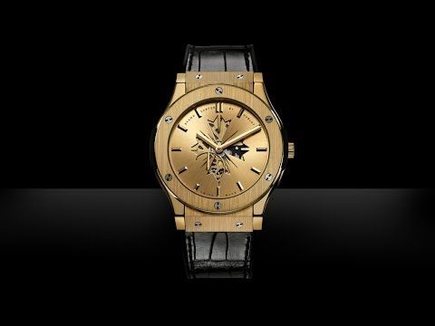 CLASSIC FUSION SHAWN CARTER BY HUBLOT