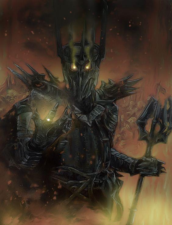 Oscuridad= Demonios= Alma Oscura...
