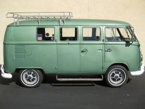 Church Buses And Volkswagen On Pinterest