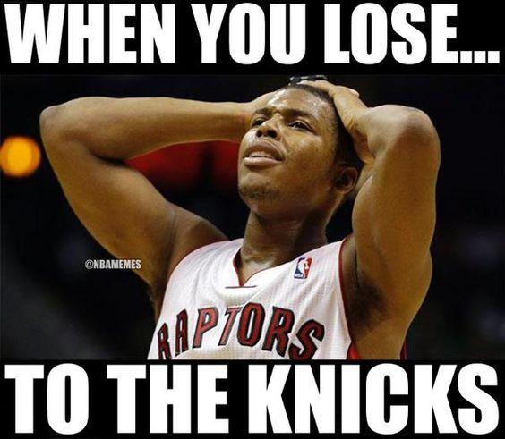 The Toronto Raptors are on a 5-game losing streak. #Knick - http://nbafunnymeme.com/nba-memes/the-toronto-raptors%e2%80%8b-are-on-a-5-game-losing-streak-knick