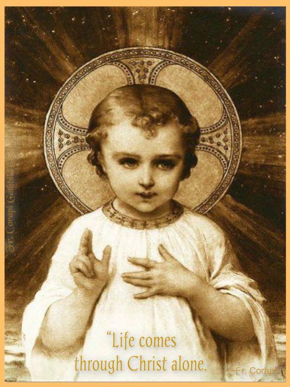 Life comes through Christ alone ~ Fr. Corapi