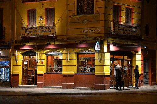 Bar Blanca Paloma Triana Bar De Tapas Sevilla Bar
