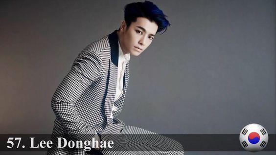 Photo:Lee Donghae 57ème plus bels hommes/100