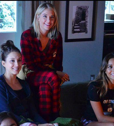 #Spencer #Hanna #Emily