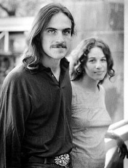 Carole King, James Taylor and Carly could all come over together...ICONS in my life, one of them has song lyrics I chose for my default password to nearly  everything.