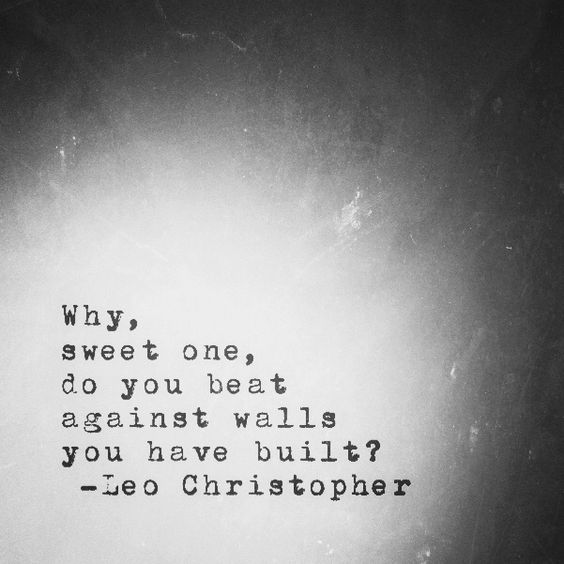 Sweet One • Leo Christopher • My book, Sleeping In Chairs, is available now for preorder through LeoChristopherPoetry.com