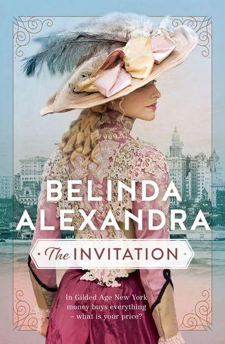 Pdf Free Download The Invitation By Belinda Alexandra The