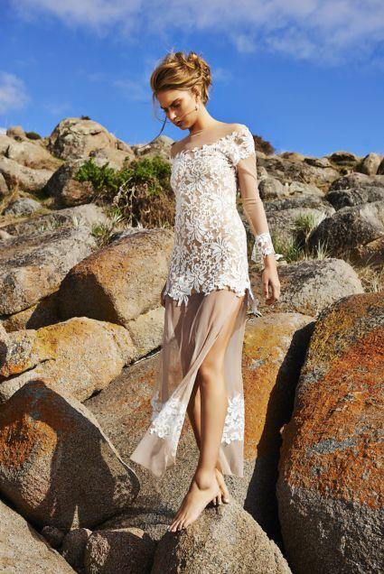 Vestidos para noivas alternativas Grace Loves Lace! Você vai se apaixonar! [Foto]