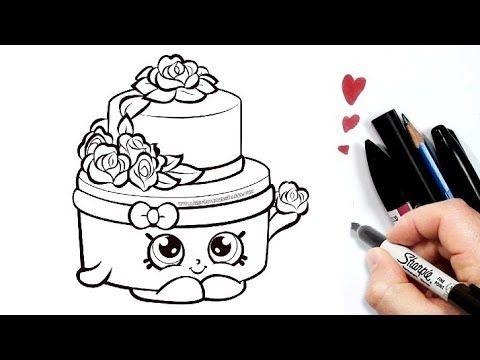 رسم سهل طريقة رسم كعكة عيد الميلاد تعليم الرسم للاطفال رسومات بالرصاص تعلم الرسم Youtube Cards Playing Cards