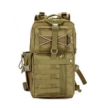 Defoe 5 Men's Outdoor Military Tactical Assault Backpack Molle ...