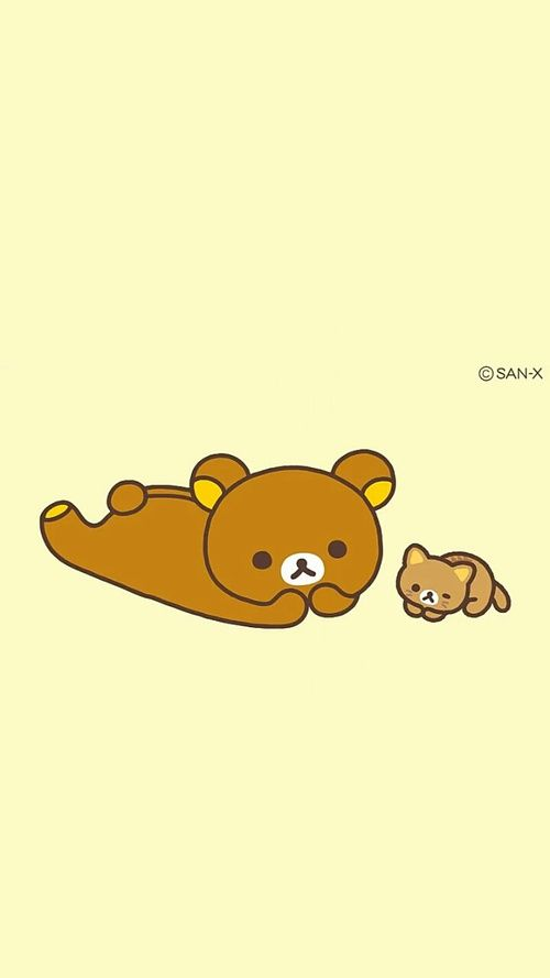 Rilakkuma Wallpapers Cute pretty 3D | Random &lt-3 | Pinterest ...