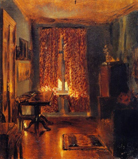 Adolph von Menzel ~ Impressionist / Realist History painter: