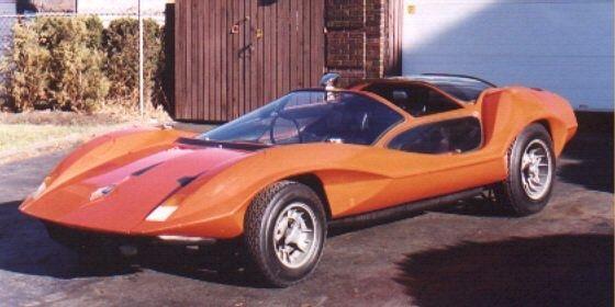 "1969 Adams Probe / One of One / The ""Durango 95"" featured in Stanley Kubrick's ""A Clockwork Orange."""