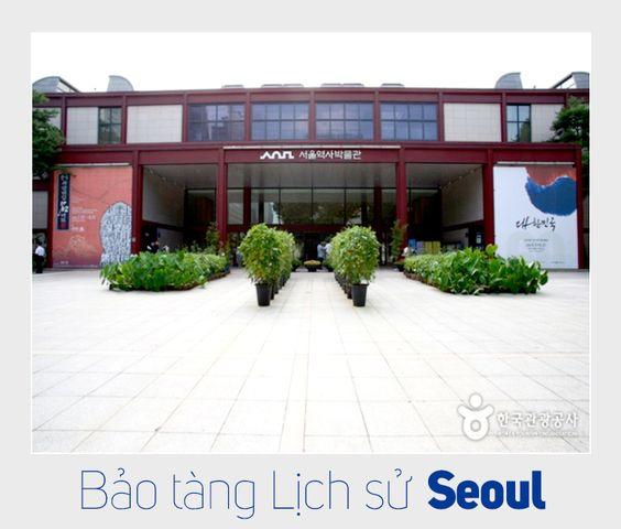 Bảo tàng lịch sử Seoul Hàn Quốc Ảnh: visitkorea.org.vn