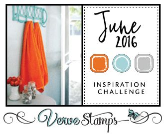Crafting with Betty: Verve