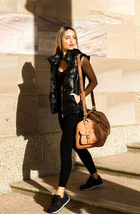 The Manhattan Leather Bag