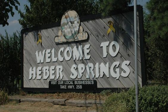 9. Heber Springs