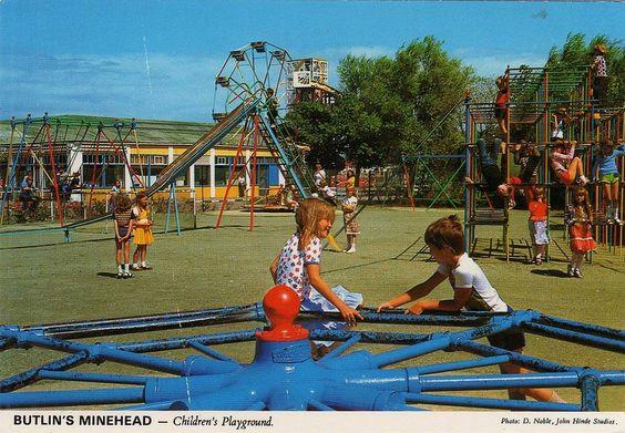 Butlins Minehead - Children's Playground