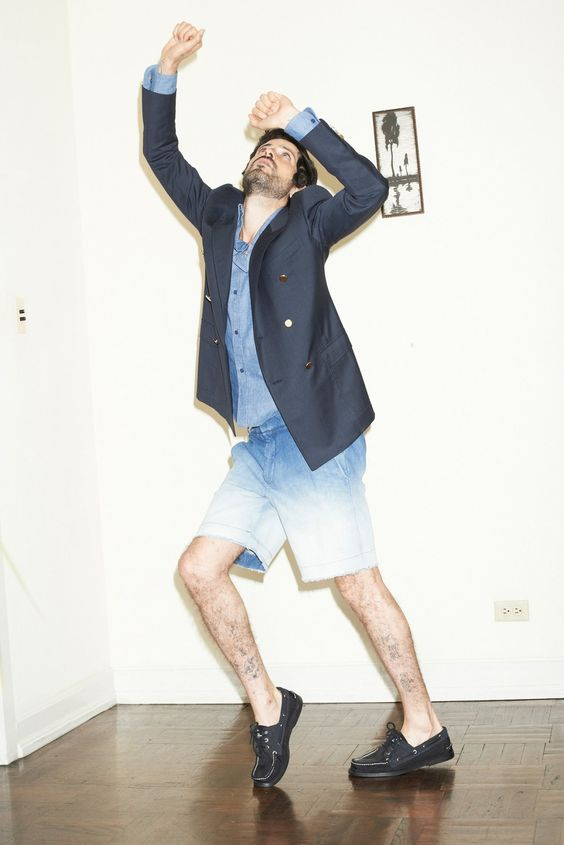 Band of Outsiders MEN | Paris | Verão 2014 RTW