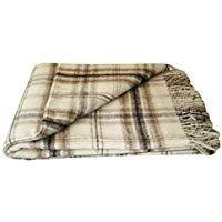 Wolldecke 100 Reine Merino Wolle 140cm X 200cm Plaid Blanket