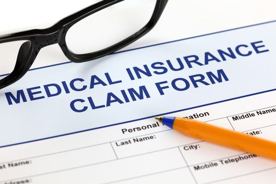 Options on How to Handle a Disputed Car Insurance Claim - medical claim form