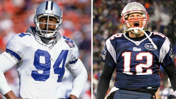 Charles Haley says all of Tom Brady's Super Bowl wins are tainted