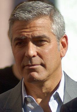 George Clooney... What Else ? He says that he is a terrible singer, but who cares