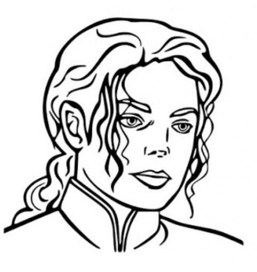 You Can Learn How To Draw Michael Jackson Face Step By Step Kids Love To Draw Michael Ja In 2020 Michael Jackson Painting Michael Jackson Drawings Michael Jackson Art