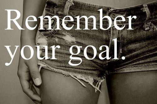 remember goals