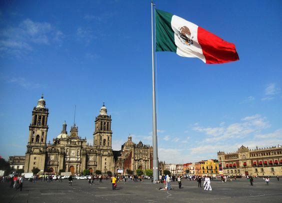 Passagens para Cidade do México a partir de R$ 1.378 com taxas