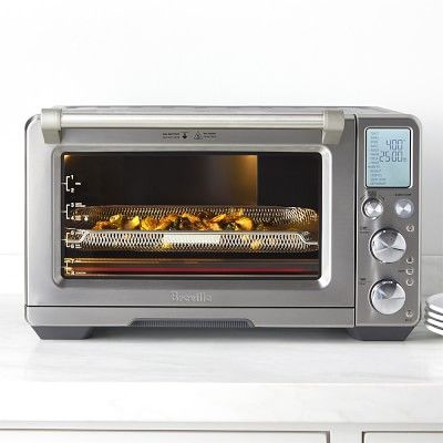 Breville Smart Oven Air With Convection Williams Sonoma