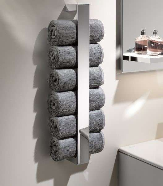 Keuco Edition 11 Towel Holder For Guest Towels Edition Guest