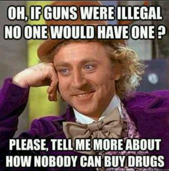 Gun Control WILL NEVER LEGISLATE Criminal Activity, anyone who thinks of it is plain stupid.  Criminals don't follow the law, it's why we call them CRIMINALS and politicians