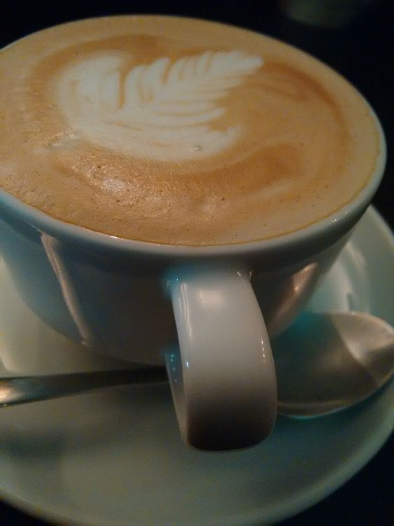 Noche de café Capuccino en Calufe
