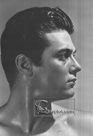 Tony Curtis: Handsome Beautiful Men, 1952, Tony Curtis