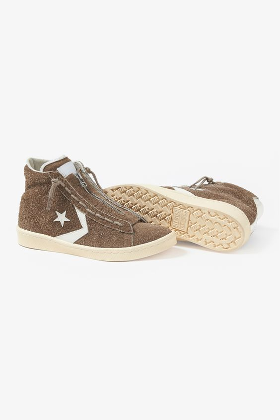 nonnative × CONVERSE PRO-LEATHER HI|SNEAKERS|COVERCHORD
