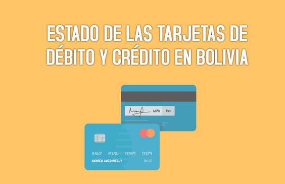 El estado de las tarjetas de débito y crédito en Bolivia y su relación con el comercio electrónico.  Mi pequeño análisis en base al informe de Inclusión Financiera (2014) de la ASFI.  http://mclanfranconi.com/el-estado-de-las-tarjetas-de-debito-y-credito-en-bolivia/
