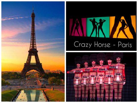 Découvrez la #sensualité parisienne, avec une nuit à l'hôtel Vice et Versa de #Chantal #Thomass et un incroyable spectacle au #Crazy #Horse !   http://travelbird.fr/crazy-show