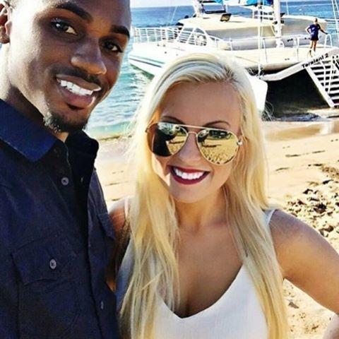 Best of Blonde Interracial Selfie
