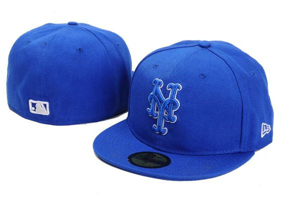 MLB New York Mets Fitted Hat id14 [CAPS M0891] - €16.99 : PAS CHERE CASQUETTES EN FRANCE!