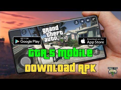 GTA 5 Mobile Download for Android & iOS - APK GTA V - YouTube in 2020   Gta  5 mobile, Gta, Gta 5