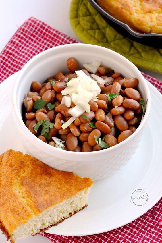 Instant Pot Pinto Beans (No Pre-Soaking)