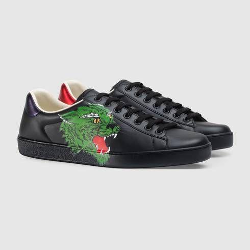 Shoes   Gucci men shoes, Sneakers men