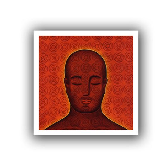 ArtWall Gloria Rothrock 'Mind Circles' Unwrapped Canvas