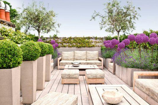 Stratford Road | Randle Siddeley Associates - Landscape Architects