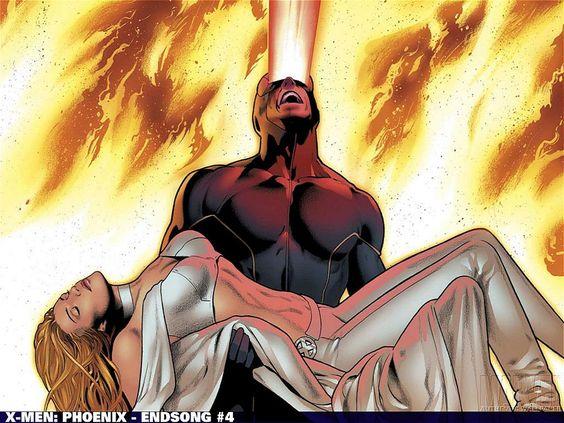 X Men Phoenix Endsong