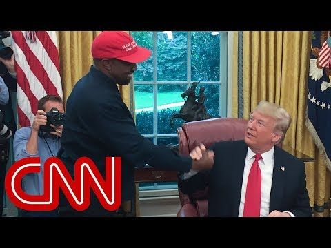 Kanye West S Rant Leaves Trump Speechless Kanye West Kanye Donald