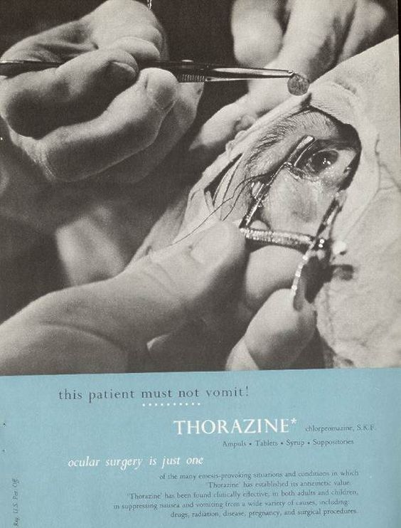 Thorazine Dosage For Agitation