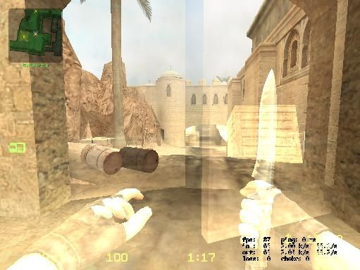 Counter Strike 1.6 WallHack - Undetected